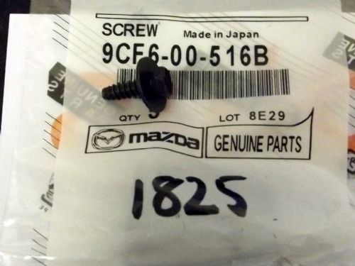 Screw, rear mudflap & wheelarch liner, Mazda MX-5, 9CF600516B